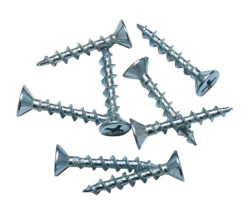 What is the role of self-drilling screws?